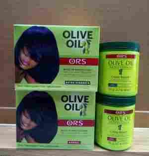 كريم فرد الشعر Organics Olive Oil تجارب اضرار سعر