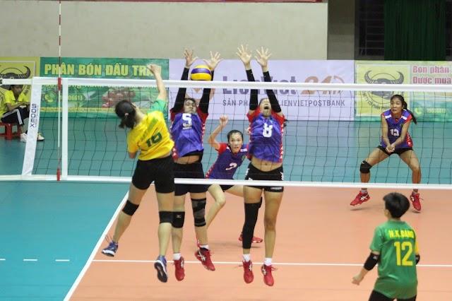 Giải vô địch U23 Việt Nam 2020: Nữ Hà Nội vào bán kết!