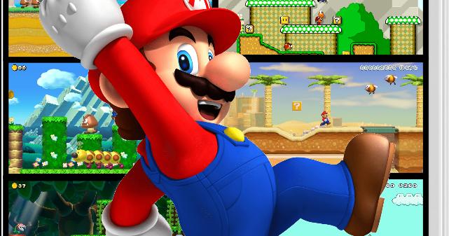 SuperPhillip Central: SuperPhillip Central's Super Mario