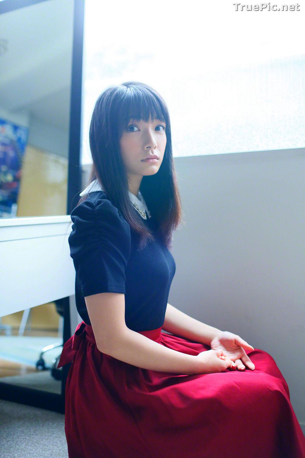 Image Wanibooks No.137 – Japanese Idol Singer and Actress – Erika Tonooka - TruePic.net - Picture-8