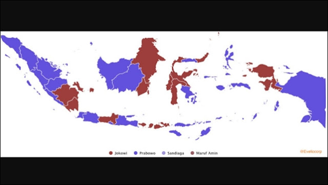 Analisa Big Data: Pilpres Sudah Selesai, Prabowo-Sandi Berjaya sebagai Pemenang