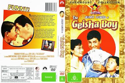 Мальчик гейша / The Geisha Boy. 1958.