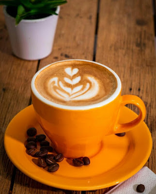 Caramel Macchiato ala kopi bumi