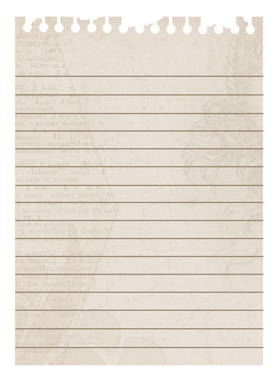 Ripped Notebook Paper Png | www.imgkid.com - The Image Kid ...