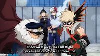 Boku no Hero Academia 4th Season Capitulo 16 Sub Español HD