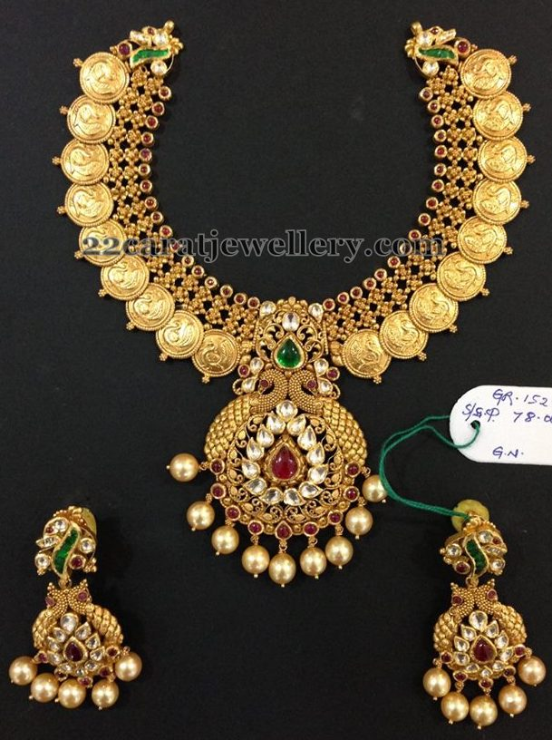 Kasu Necklace 152 Grams
