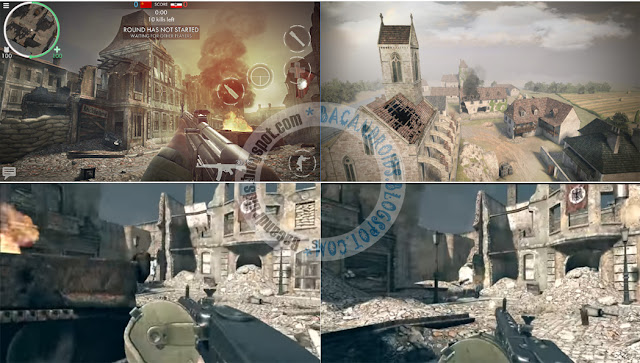 world war heroes Apk Full Android Mod