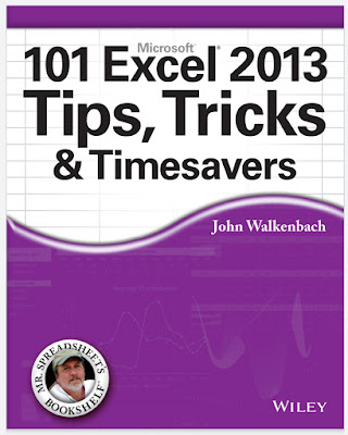 [FREE EBOOK DOWNLOAD]101 Excel 2013 Tips, Tricks and Timesavers-John Walkenbach