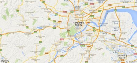 See a map of all our properties in Hangzhou