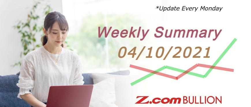 Weekly Summary (04/10/2021)