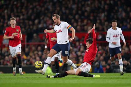 Prediksi Skor Tottenham Hotspur vs Manchester United Liga Inggris, MU Siap Andalkan Pogba & Rashford