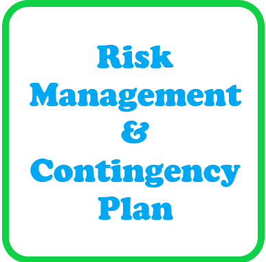 Risk Management & Contingency Plan