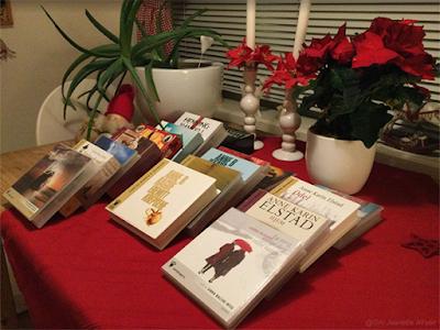 Lydbøker fra familien!