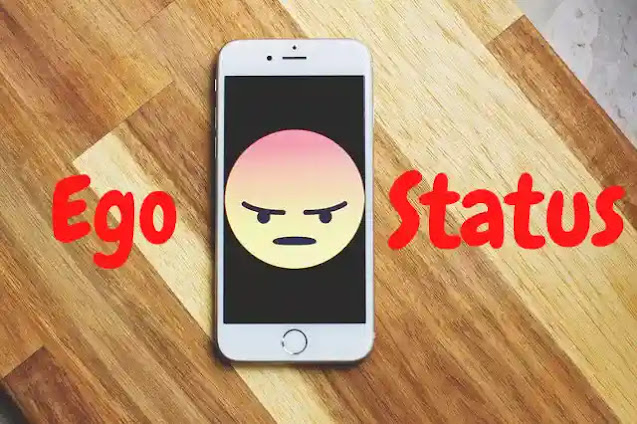 Ego Status, Shayari & Quotes in Hindi