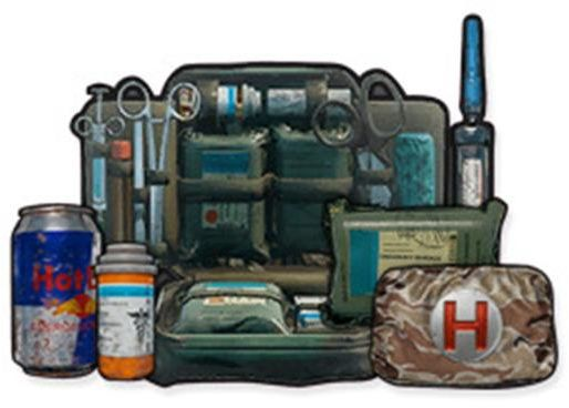 Medical Kit PUBG Mobile