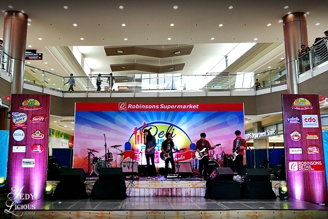 Robinsons Supermarket Deli Music Festival 2016 Battle of the Band