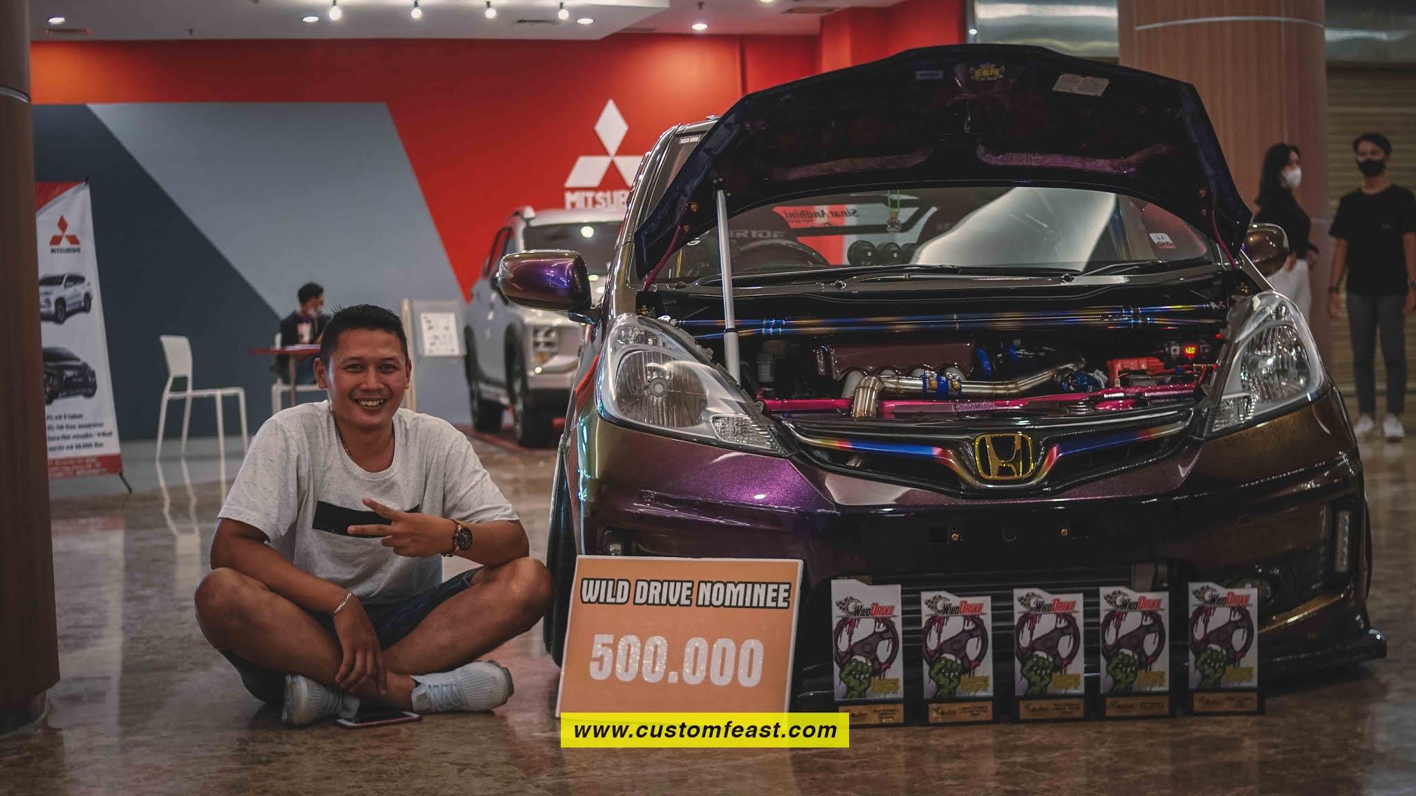 Car Modification Contest Winner