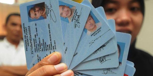 Ada 5 Juta KTP Ganda, Rawan Dijadikan Alat Kecurangan dalam Pemilu 2019