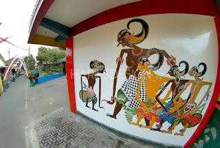 Kampung Wayang, Jl. Kelapa Sawit, Pisang Candi, Malang