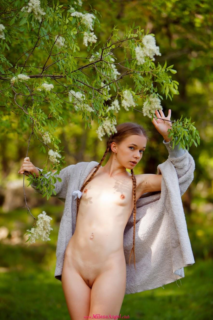 [MilenaAngel.Club] Milena Angel - Spring Shimmer