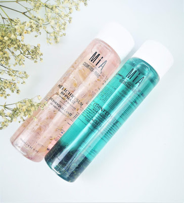 Mia Cosmetics desmaquillantes FLOWELL COLLECTION