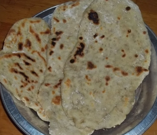 Naan - For Hot Summer Days