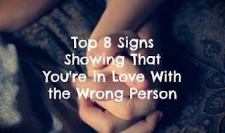 Signs That You Are In A Relationship With The Wrong Person