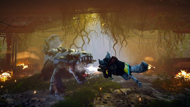 3rd place: Biomutant