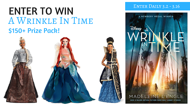 Giveaway, Barbie dolls, Disney movies, new releases