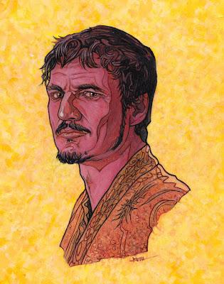 """PJ McQuade """"Oberyn"""""""