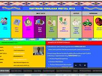 Aplikasi format penilaian Kurikulum 2013 SD/SMP/SMA