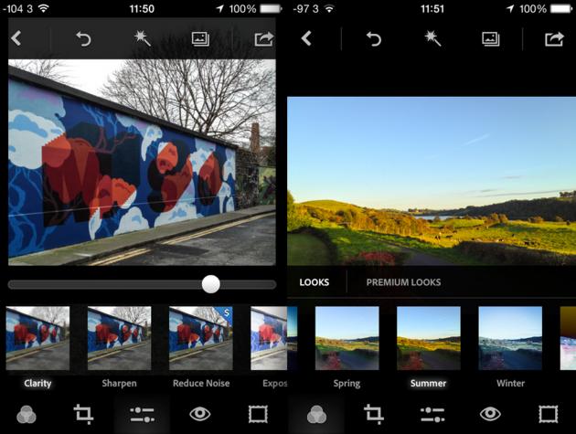 Adobe Photoshop Express- Melhor aplicação para edição de fotos