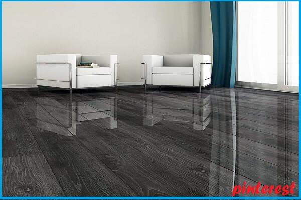 high gloss flooring