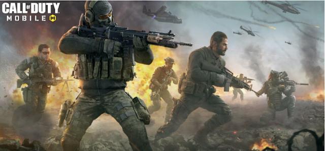 Gampang! Begini Cara Login Call Of Duty Mobile Dengan Benar