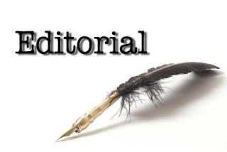 7 Contoh Teks Editorial/Opini (Pengertia,Struktur dan Ciri-Ciri)