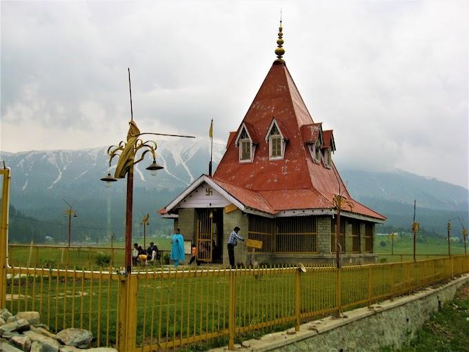 Scenic & Pious at Pahalgam