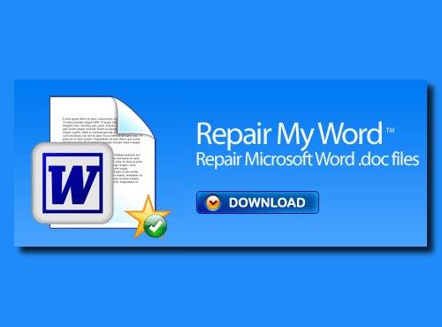 Word Repair - Ανακτήστε «χαλασμένα» έγγραφα Word