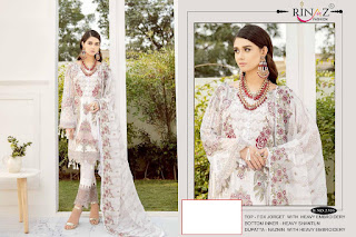 Rinaz Fashion Super hit Design Pakistani Suits Collection
