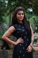 Actress Yamini Bhaskar in a Tight Black Sleeveless Dress ~  Exclusive 29.JPG