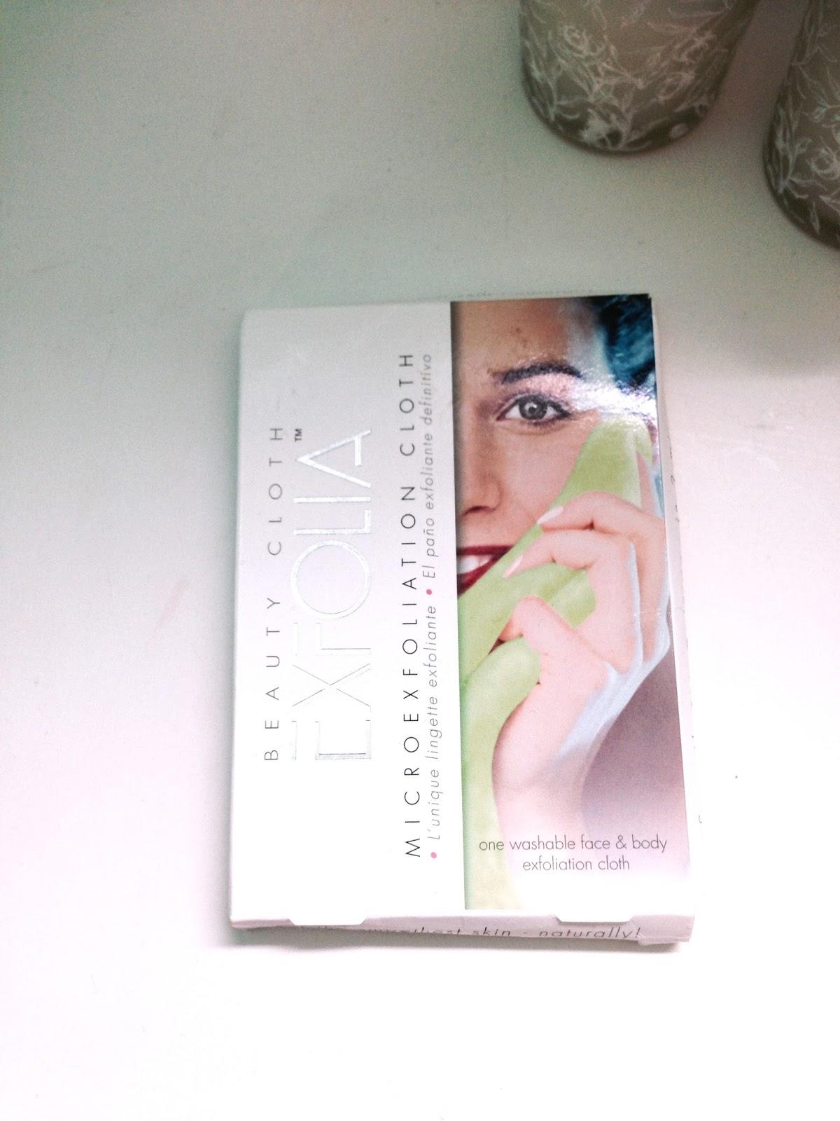 Exfolia Beauty Cloth