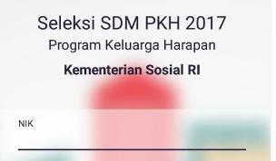 Download Pengumuman: Daftar Lengkap Peserta Lolos Seleksi Administrasi SDM PKH 2017
