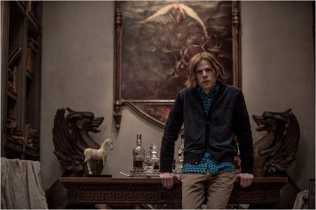 Lex Luthor en El Amanecer de la Justicia