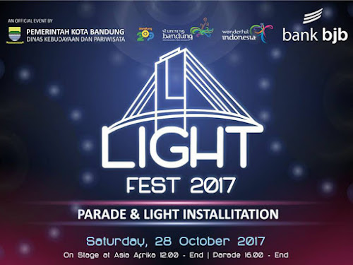 Bandung Light Festival 2017