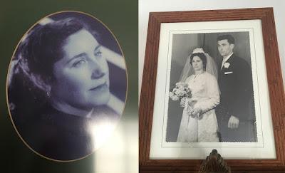 Rosa García Rodríguez. 81 años. Ex jornalera y costurera.