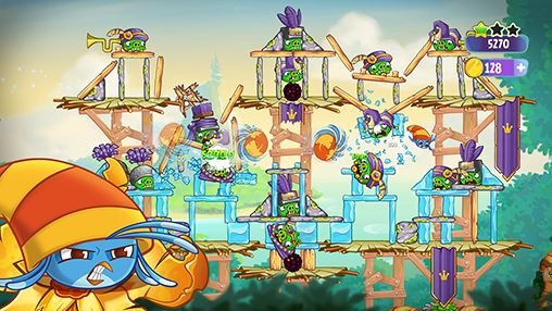 Angry birds stella Apk Mod for android