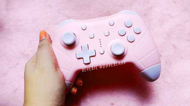IINE Pink NFC Controller Review and Unboxing
