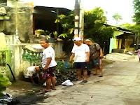 Kerja Bakti RT 11 RW 18 Wisma Jaya, Bekasi Timur