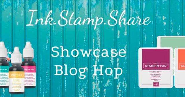 Ink. Stamp. Share March Showcase Blog Hop