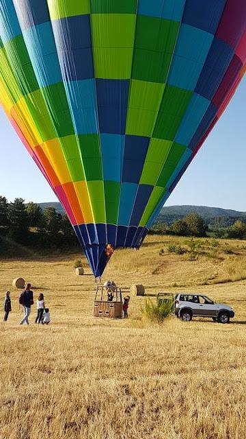 Volo in mongolfiera: esperienza, costi e altre informazioni