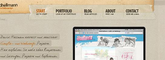 Navegación Web Atractiva
